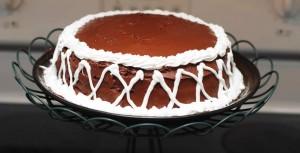 chocolate cake. mmm mmm .. goood
