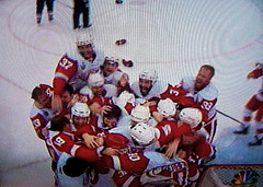 Detroit RedWings - 2008 Stanley Cup Champions