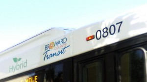 Broward County Transit - Clean Air Hybrid